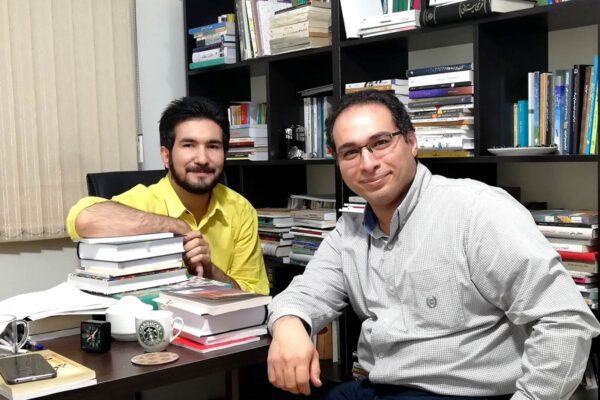 کوچینگ کتاب | سجاد سعیدنیا و شاهین کلانتری