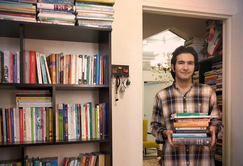 کتاب های آموزش نویسندگی-شاهین کلانتری-معرفی کتاب