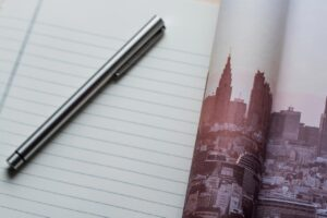 15 نکته طلایی از کتاب برای نویسنده شدن